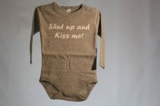 Shut up and kiss me!