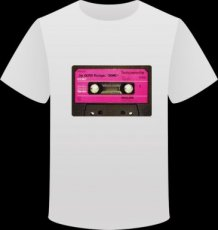 T-shirt Mix Tape Mix Tape
